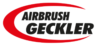 Airbrush Geckler Onlineshop-Logo