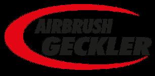 Airbrush Geckler Onlineshop-Logo