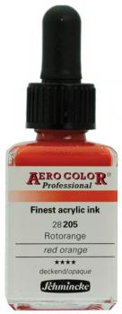 Schmincke Aero Color 205 Rotorange 28 ml
