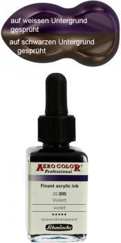 Schmincke Aero Color 305 Violett 28 ml