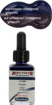 Schmincke Aero Color 400 Indigo 28 ml