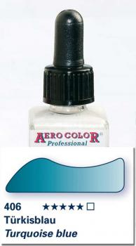 Schmincke Aero Color 406 Türkisblau 28 ml