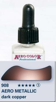 Schmincke Metallic dark copper 28 ml