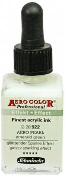 Schmincke Aero PEARL emerald green 28 ml