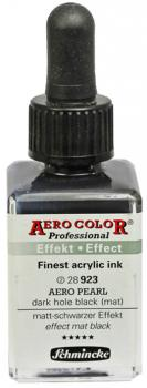 Schmincke Aero PEARL dark hole black 28 ml