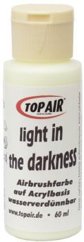 TopAir-Effektfarbe light in the darkness 60ml