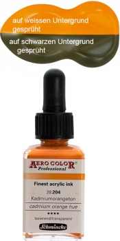Schmincke Aero Color 204 Kadiumorangeton 28 ml