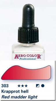 Schmincke Aero Color 303 Krapprot hell 28 ml