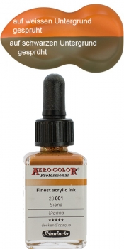 Schmincke Aero Color 601 Sienna 28 ml