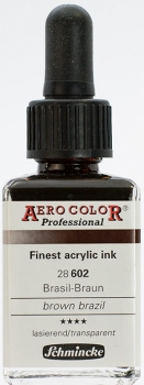 Schmincke Aero Color 602 Brasil Braun 28 ml