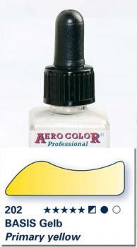 Schmincke Aero Color 202 Basis Gelb 250 ml