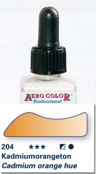 Schmincke Aero Color 204 Kadiumorangeton 250 ml
