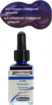 Schmincke Aero Color 402 Ultramarin 250 ml