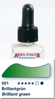 Schmincke Aero Color 501 Brillantgrün 250 ml