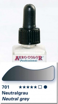 Schmincke Aero Color 701 Neutralgrau 250 ml