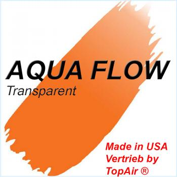 AQUA FLOW T-104 Dunkelorange transparent