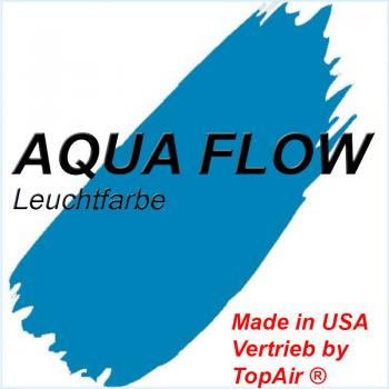 AQUA FLOW B-203 LeuchtBlau transparent