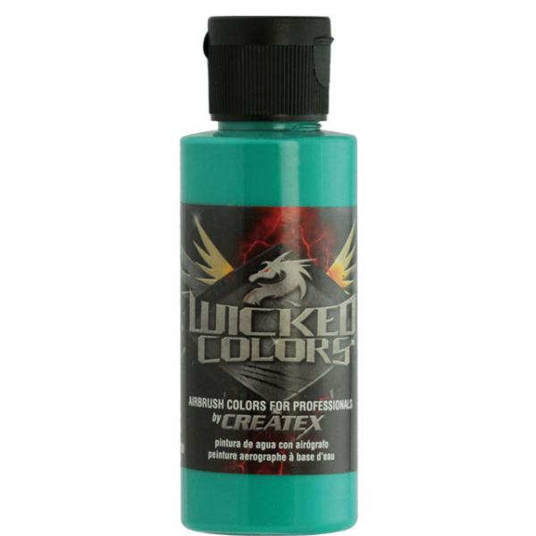 Wicked Colors 019 Leuchtfarbe AQUA 60 ml