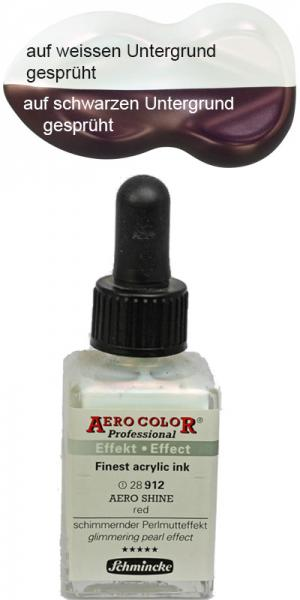 Schmincke Aero Shine red 28 ml