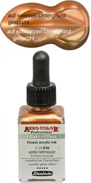 Schmincke Aero Metallic brilliant bronze 28 ml