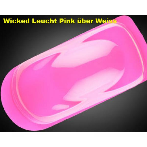 Wicked Colors 026 Leuchtfarbe PINK 60 ml