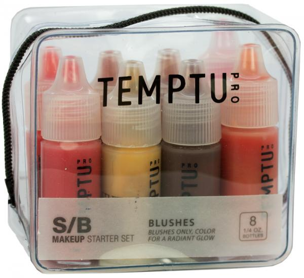 Temptu Make up Blushes-Starter-Set 8 x 7ml