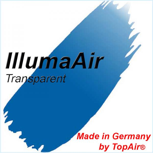 IT-111 IllumaAir Blau Transparent
