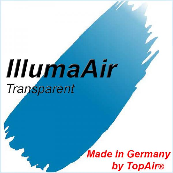 IT-120 IllumaAir Stahlblau Transparent