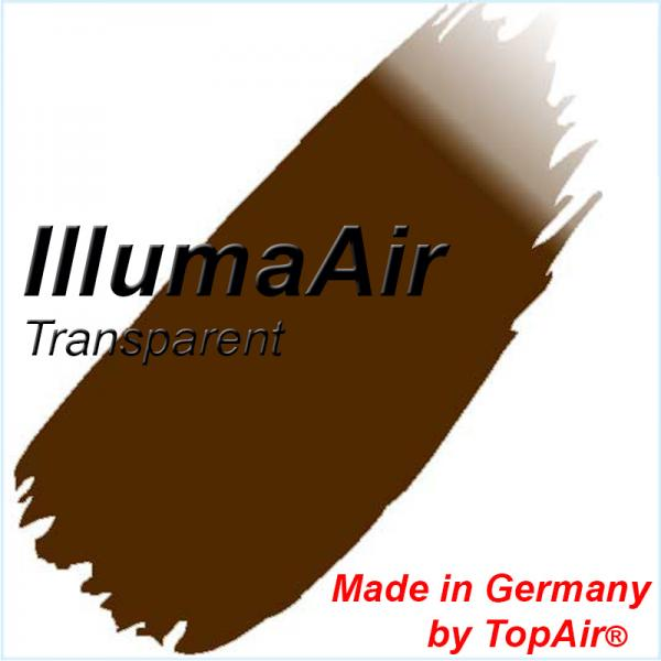 IllumaAir IH-527 Hautfarbe Braun Transparent 60 ml