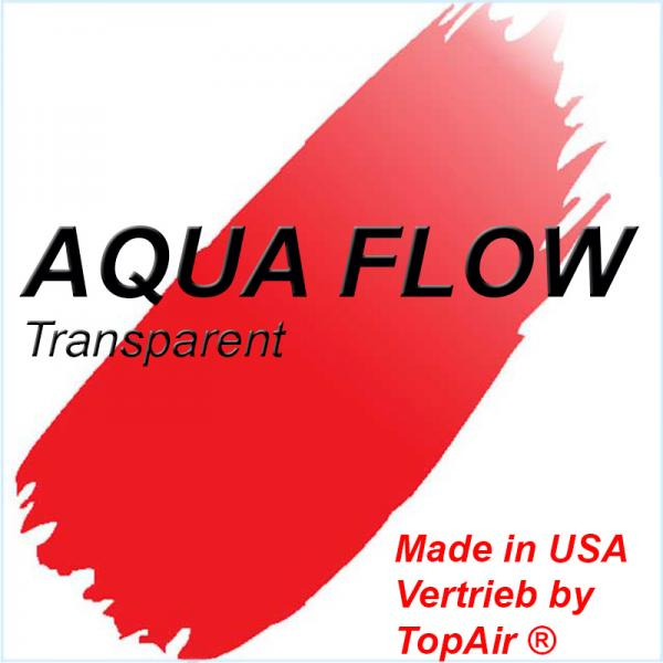 AQUA FLOW T-107 Rot transparent