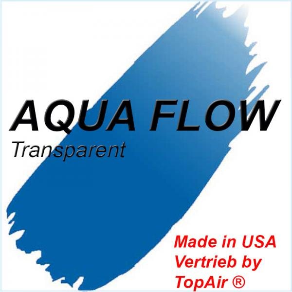 AQUA FLOW T-111 Blau transparent