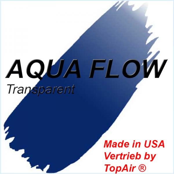 AQUA FLOW T-113 Marineblau transparent